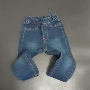 US POLO ASSN Toddler Dark Denim Jeans